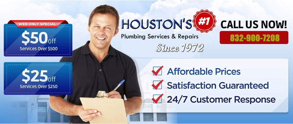 Gold Star West Plumbing - Expert Plumbers in Houston Plumbing Service